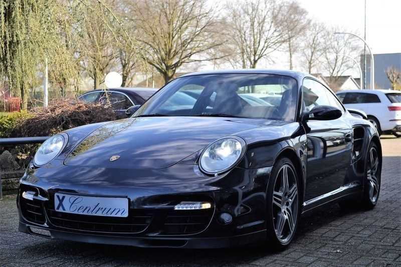 Porsche 911 Turbo / Dealeronderhouden / Approved afbeelding 1
