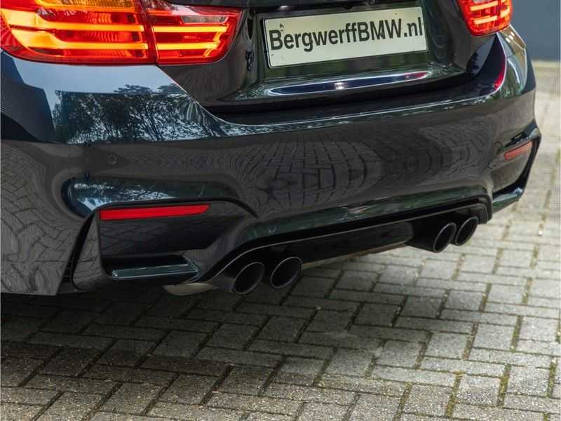 BMW 4 Serie Coupé M4 Competition - Individual afbeelding 7