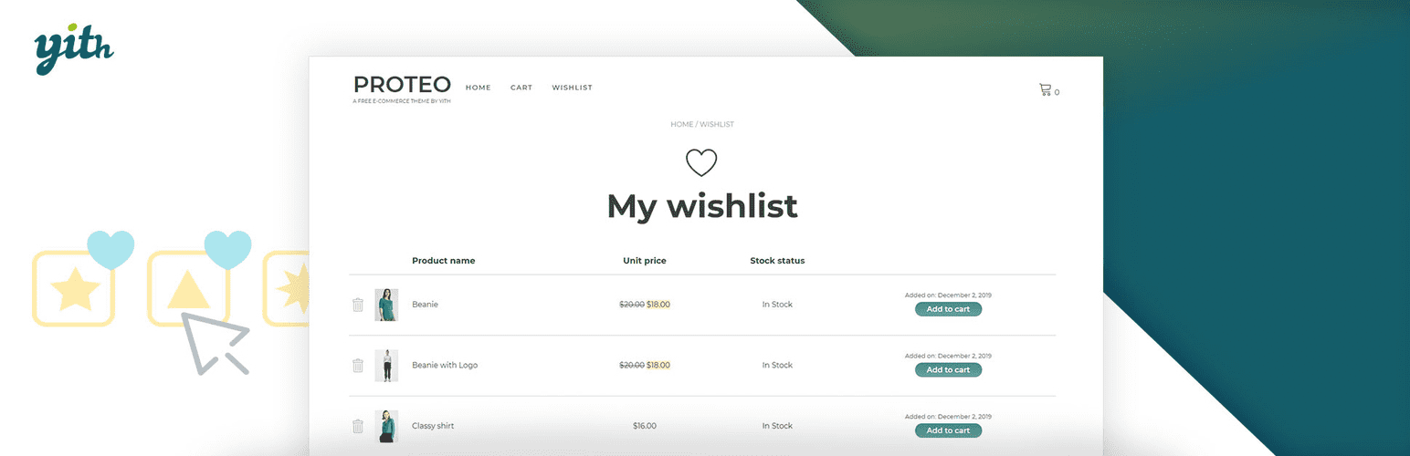 4-YITH-Wishlist