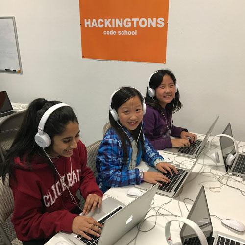 Hackingtons Code School For Kids