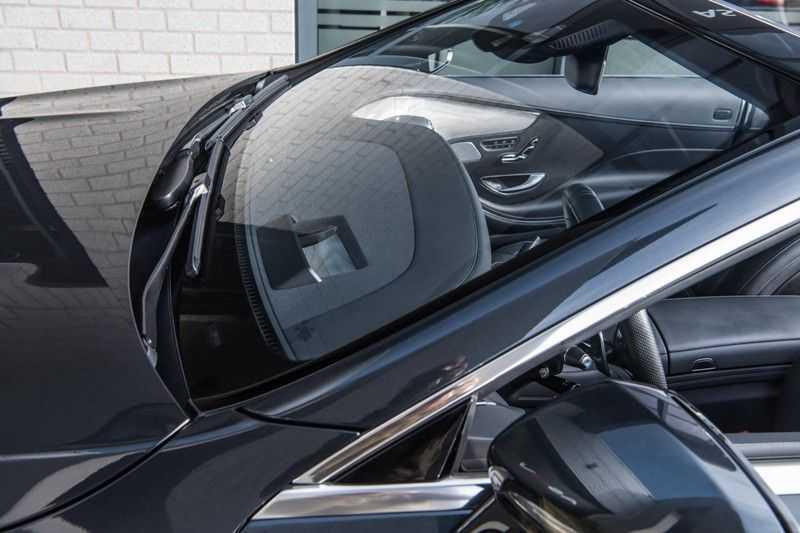 Mercedes-Benz S-Klasse Cabrio 500 , 456 PK, AMG/In/Exterieur, Swarovski, Head/Up, Airscarf, 29DKM, NIEUW!! afbeelding 16
