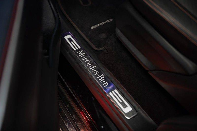 Mercedes-Benz G-Klasse G 500 AMG Line Burmester Night pakket Massagestoelen afbeelding 24