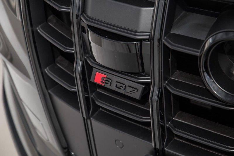 Audi SQ7 4.0 TFSI SQ7 quattro 7p 507PK | S-Line | Pano.Dak | 360 Camera | B&O Sound | Keyless-Entry | S-Sportstoelen | Assistentie Tour-City-Parking | 7 Persoons afbeelding 7