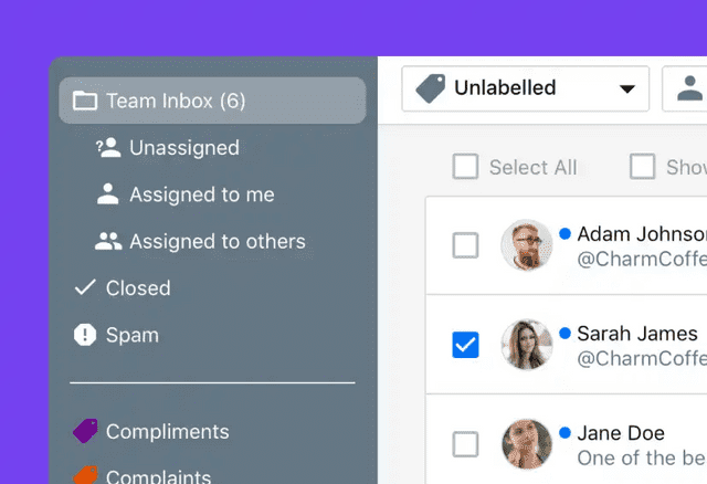 Team Inbox image