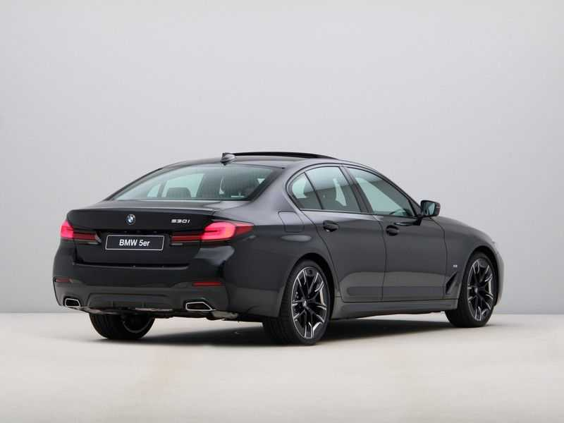 BMW 5 Serie Exe. M-Sport 530i Executive afbeelding 5