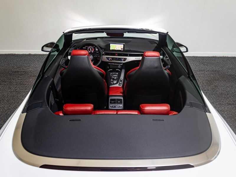 Audi A5 Cabriolet 3.0 TFSI S5 quattro Pro Line Plus 354PK | Adapt.Cruise | Massage Stoelen | 360 Camera | afbeelding 20