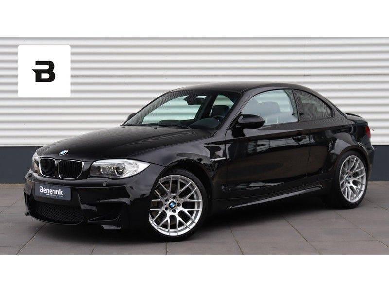 BMW 1 Serie Coupe 3.0i M Akrapovic, Harman/Kardon, Comfort Access afbeelding 1