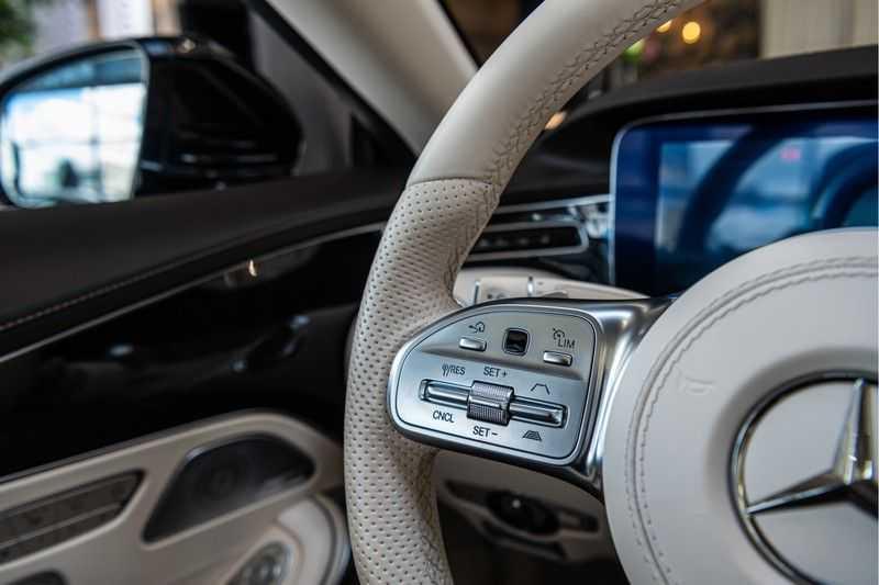 Mercedes-Benz S-Klasse Cabrio 560 | Swarovski | Burmester | 360 graden | Distronic | afbeelding 2