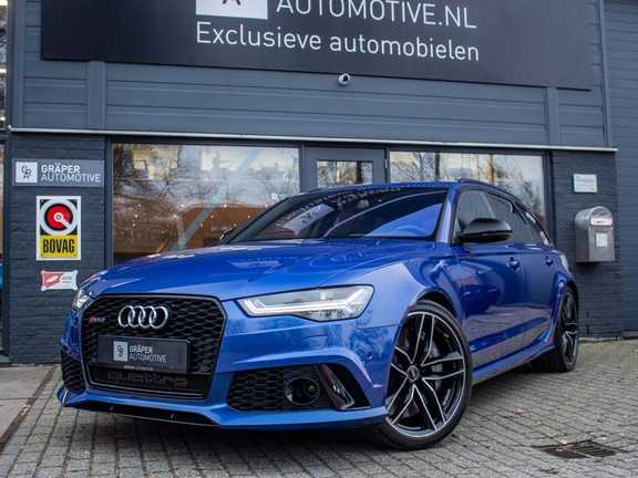 Audi RS6 Avant 4.0 TFSI RS6 quattro performance Pro Line Plus