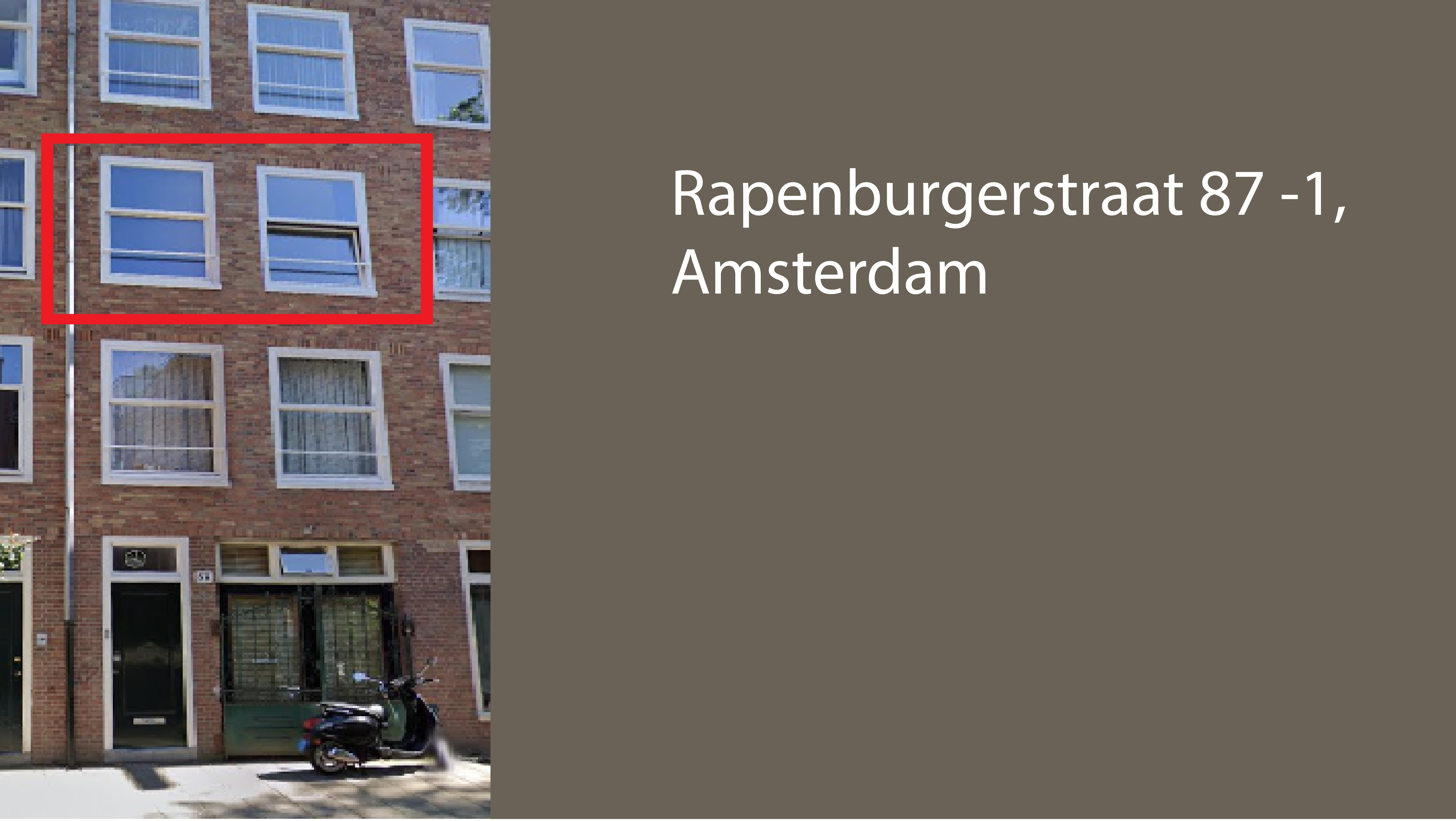 Rapenburgstraat 87 2