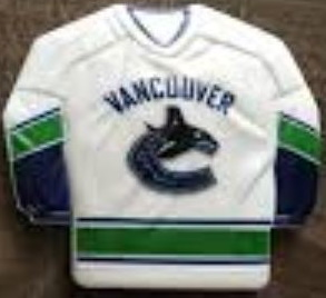 NHL Vancouver Canucks Uno