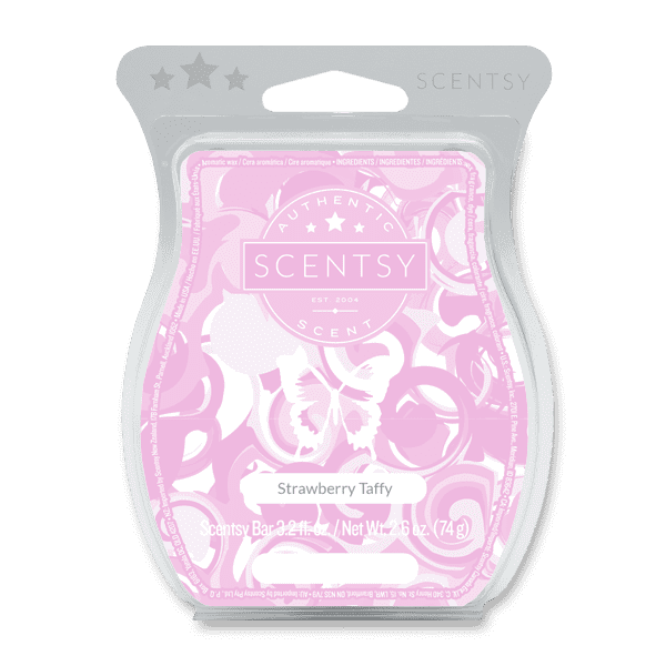 Picture of Strawberry Taffy Scentsy Bar