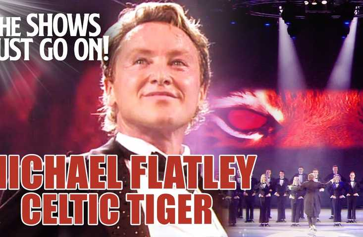Michael Flatley Celtic Tiger