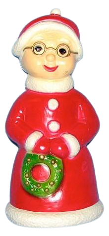 Mrs. Claus photo