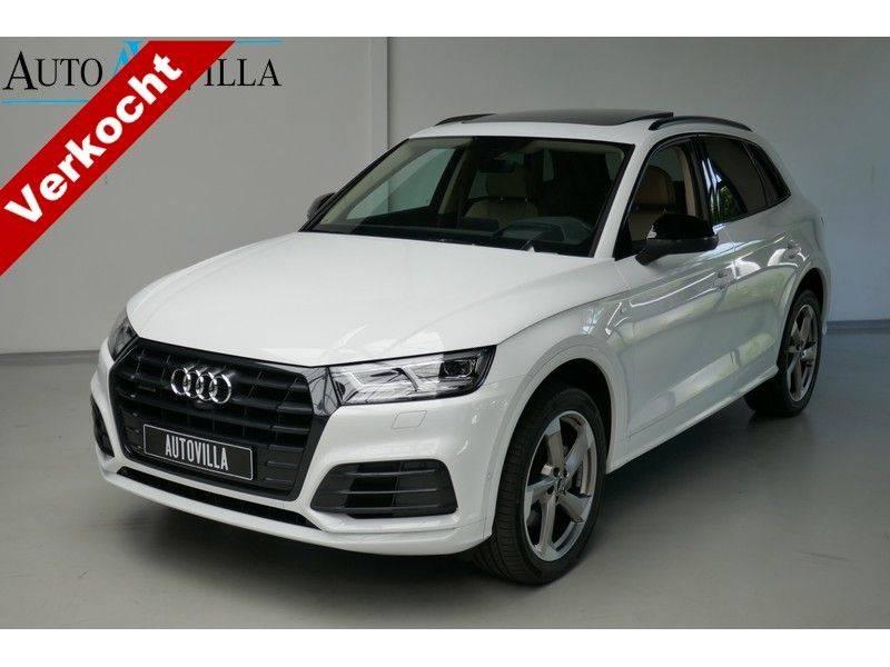 """Audi Q5 2.0 TDI quattro Design Panorama - 20""""LM afbeelding 1"""
