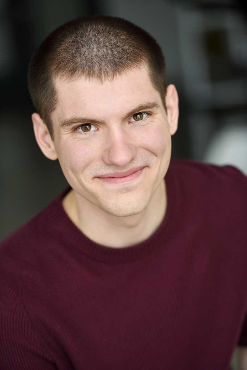 portrait of Corey Fern