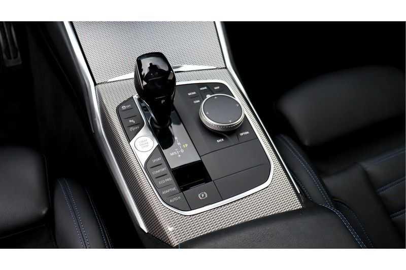 BMW 3 Serie 330i High Executive M-Sport Leder, Schuifdak, Harman/Kardon afbeelding 12