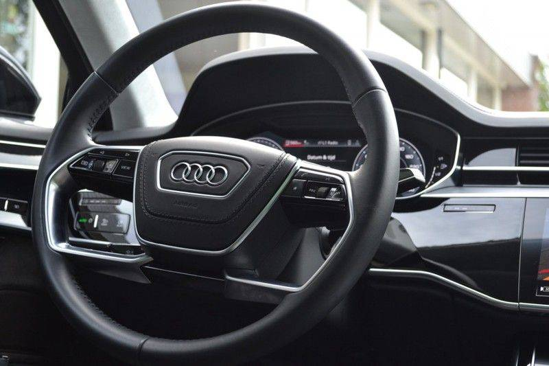 Audi A8 55 TFSI Massage / Head Up / Nachtzicht afbeelding 12