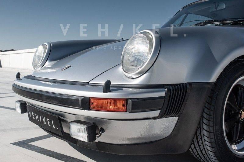 Porsche 911 930 3.3 Turbo Coupé // uitzonderlijk mooie staat afbeelding 13
