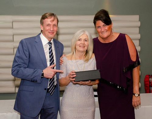 Meet 'Brian Potter MBE Customer Care Award' recipient, Shirley from bungalows