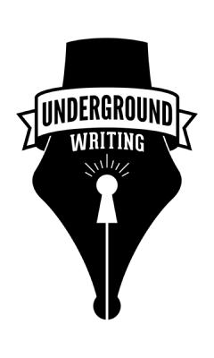 The Underground Writing logo