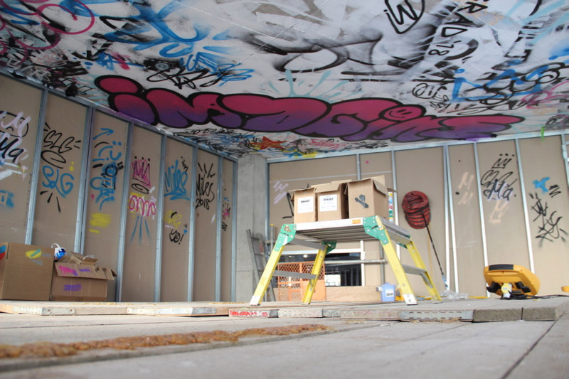 slg-graffiti-ceiling-commission-cheltenham-imagine