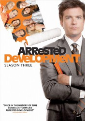 cover Arrested Development - S3