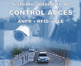 control acces automat