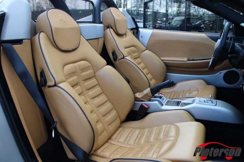 Ferrari 360 3.6 V8 Spider F1 Automaat Leder *Nette staat* afbeelding 12