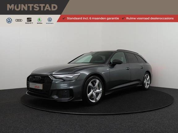 Audi A6 Avant 55 TFSI quattro S-Line | 340 PK | Trekhaak | Keyless Entry | Adapt. cruise | Sportonderstel | B&O Sound | LED |