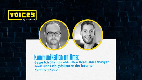 David Rollik & Martin Böhringer: Kommunikation on time bei der BVG