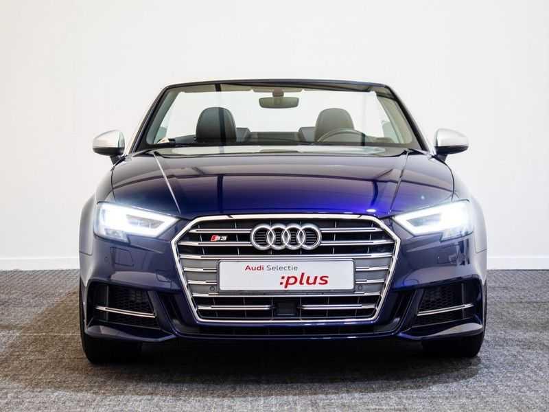 Audi A3 Cabriolet 2.0 TFSI S3 quattro Pro Line Plus   B&O Sound   Massagestoelen   LED   Virtual cockpit   Nekverwarming   afbeelding 6