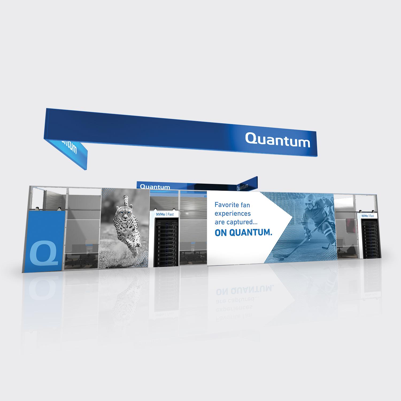 quantum mockup design