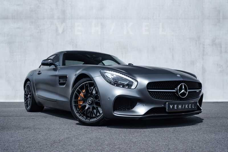Mercedes-Benz AMG GT 4.0 S // First owner afbeelding 7