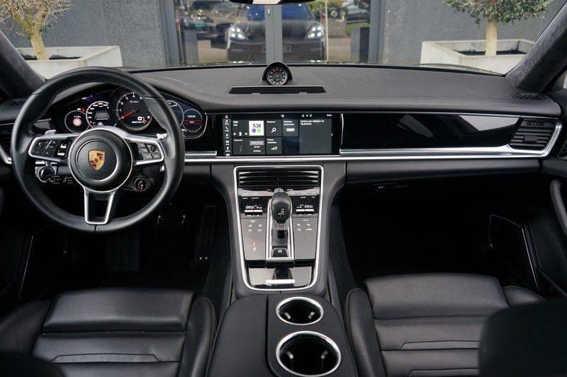 Porsche Panamera 4.0 Turbo Bose, Sportdesign, Pano, Rear seat entertainment afbeelding 4