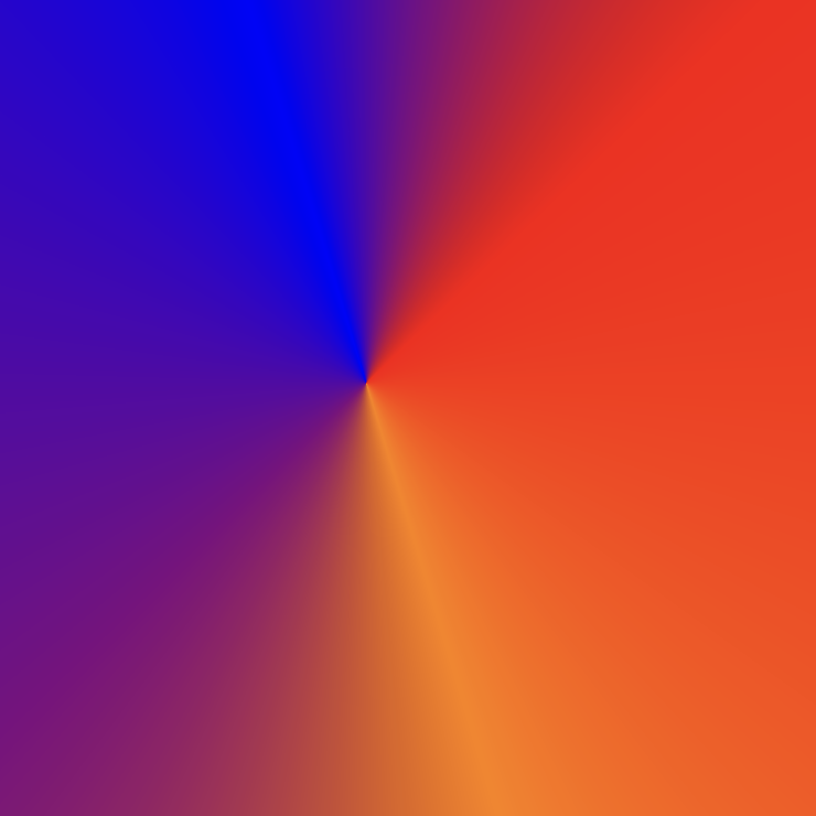 Gradient View Example