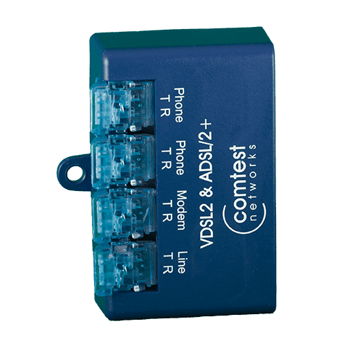 Universal VDSL2 Splitter with EMI Suppression-3 product image