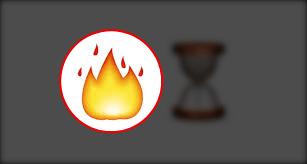 "Snapchat ""Fire""-icon"
