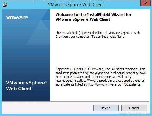 vCenter 5.5 on Windows Server 2012 R2 with SQL Server 2014 – Part 3 - 14