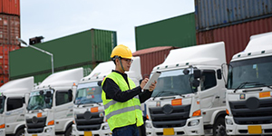 Use technology to streamline fleet thumb