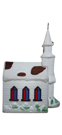 Church With Steeple photo