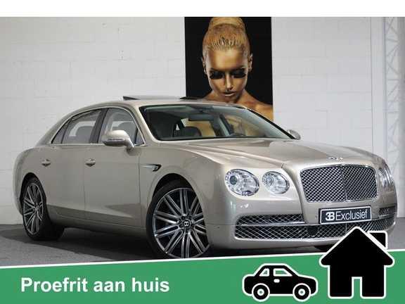 Bentley Flying Spur 6.0 W12 Zeer Kompleet! nwprijs € 333.000,00