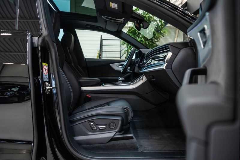 Audi Q8 55 TFSI quattro 3x S-line | PANO | 4 wielsturing | Tour | Trekhaak | Matrix LED | afbeelding 22
