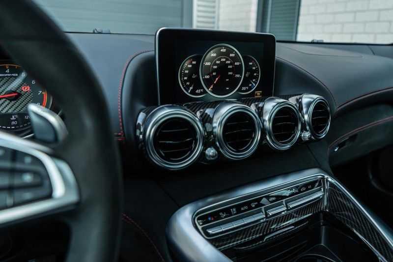Mercedes-Benz AMG GT 4.0 S, 510 PK, Sportuitlaat, AMG Dynamic Plus, Keramiek, Schaalstoelen, DAB, Carbon, Pano/Dak, UNIEK!! afbeelding 12