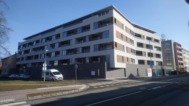 Pce, HV a PS A 127, Rezidence HALDA Pardubice