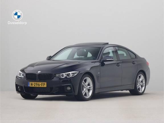 BMW 4 Serie Gran Coupé 418i High Executive M-Sport Automaat