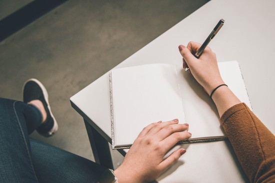 Reflexive writing at the high-school to university transition