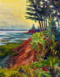 Cliffs at Selkirk - Thumbnail