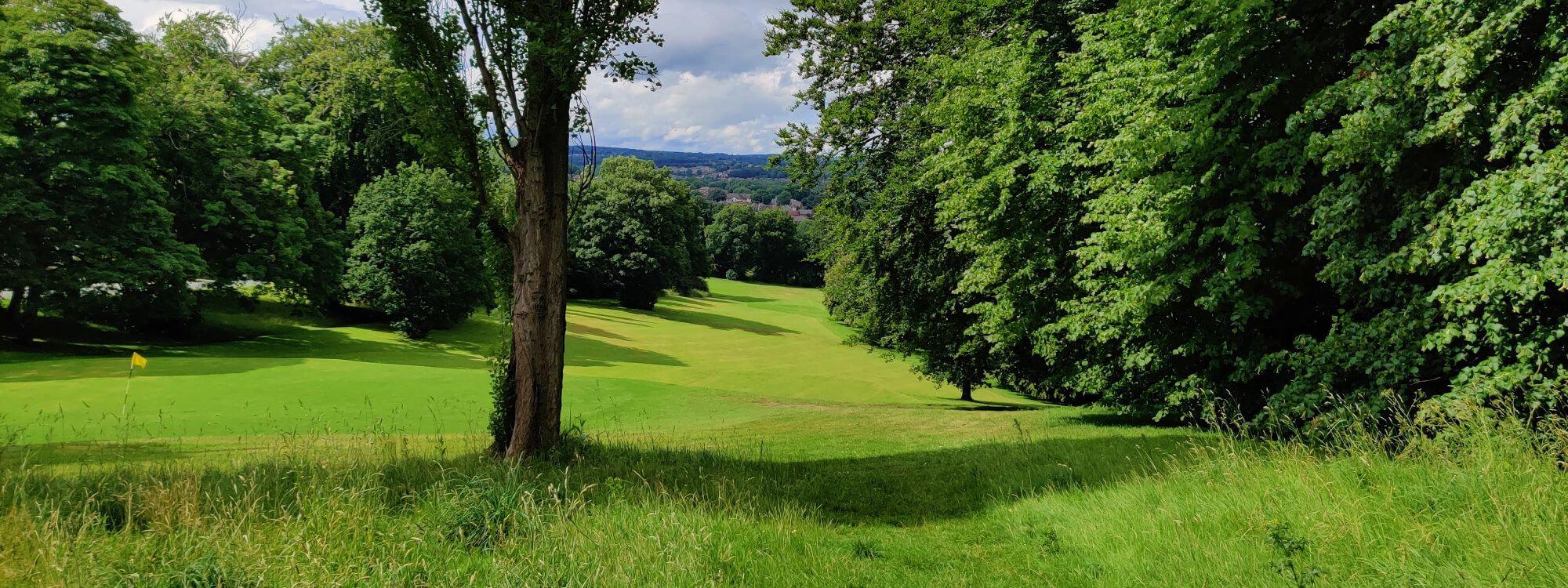 Armley Park view