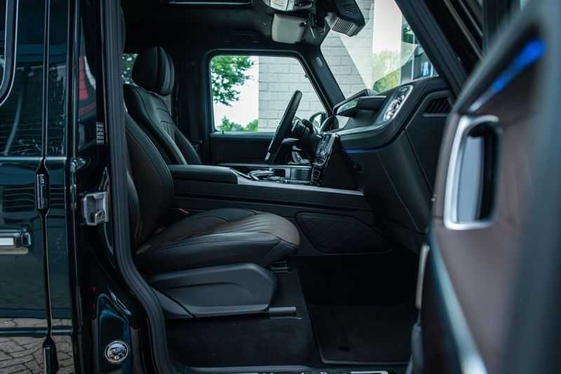 Mercedes-Benz G-Klasse G500, 421 PK, AMG-Line, G/Manufaktur Exklusiv, Distronic Plus, DAB, Widescreen, Standkachel, AMG/Multi!! afbeelding 3